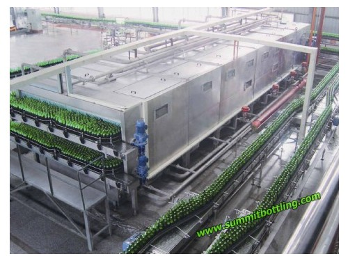 Bottling Line Conveyor