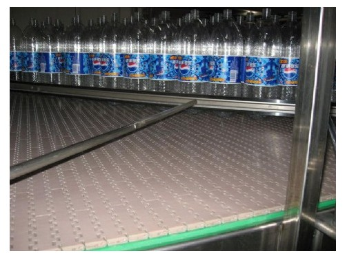 Conveyor for Empty Bottle/Can