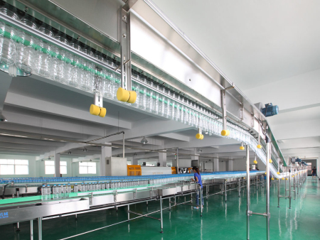 PET Bottle Air Conveying System